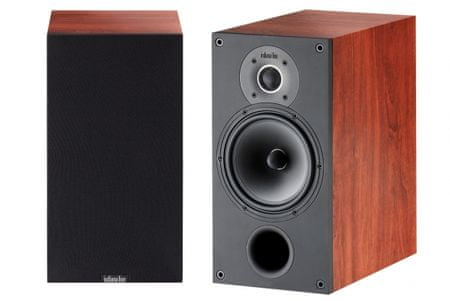 Indiana Line par kompaktnih zvočnikov Tesi 260, rdeča češnja