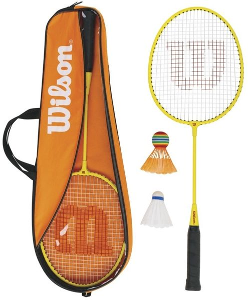 Wilson Junior Badminton Kit 2 Pcs 3
