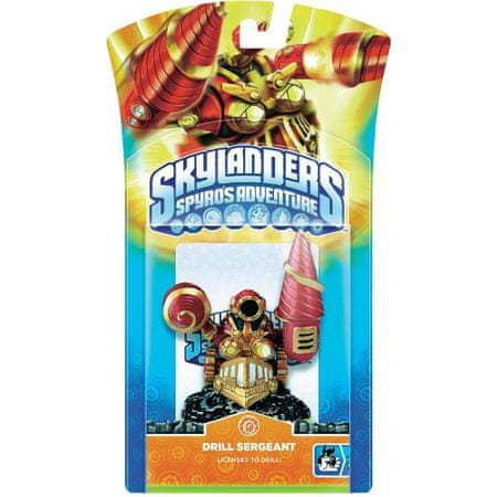 Activision igralna figura Skylander Drill Sergeant
