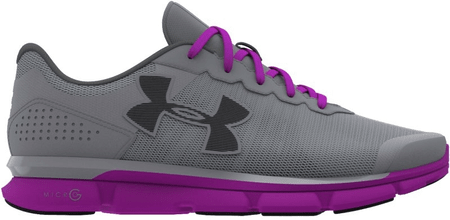 Under Armour Buty Micro G Speed Swift Steel Purple Lights 38 (7)