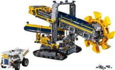 LEGO Technic 42055 Ťažobné rýpadlo