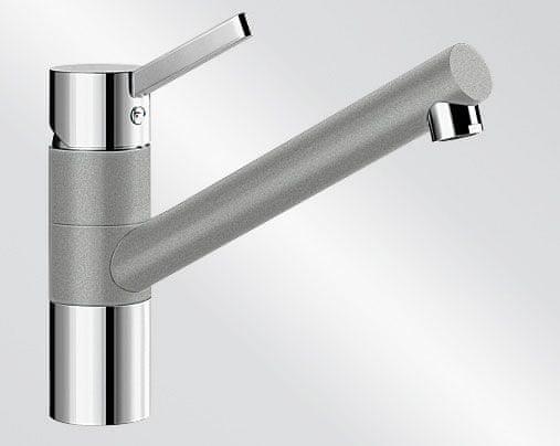 Blanco Tivo - aluminium/chrom