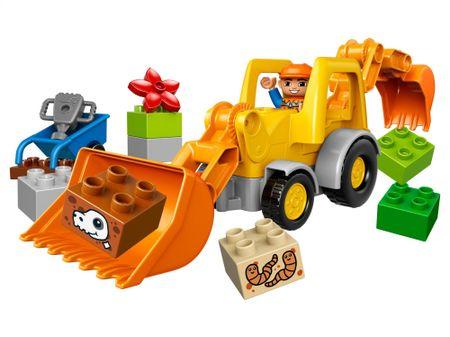 LEGO® Duplo 10811 Koparko-ładowarka V29