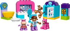 LEGO® DUPLO 10827 Veterinarska skrb za ljubimce Doc McStuffins