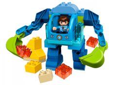LEGO® DUPLO 10825 Milesovo egzofleksibilno odijelo