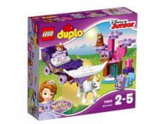 LEGO® DUPLO 10822 Jej Wysokość Zosia - magiczna kareta