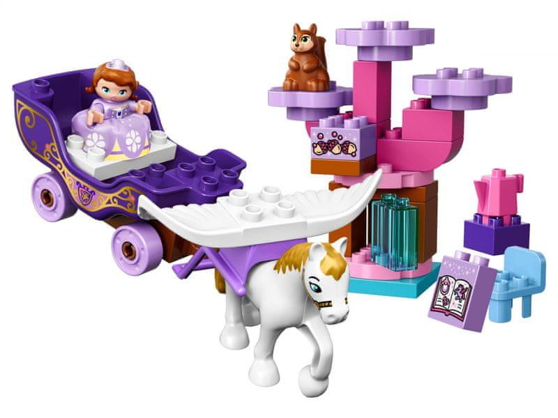 5702015597562 Ean Lego Duplo Princesse Sofia 10822 Le Carrosse