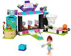 LEGO Friends 41127 Arkadne igre v zabaviščnem parku