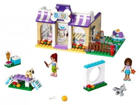 LEGO® Friends 41124 Vrtec za male živali v Heartlaku