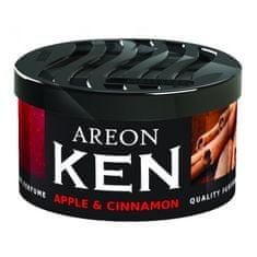 Areon osvežilec za avto Ken Apple & Cinnamon