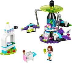 LEGO Friends 41128 Vesoljska vožnja v zabaviščnem parku
