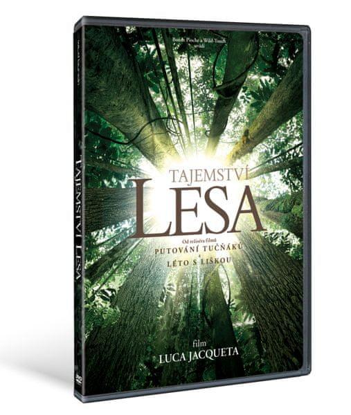 Tajemství lesa - DVD