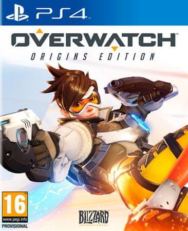 Blizzard Overwatch - Origins Edition PS4