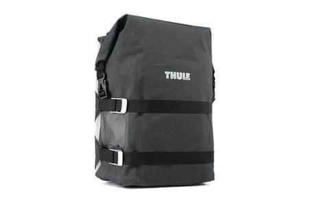 Thule Pack'n Pedal Large Adventure touring pannier, black