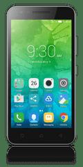 Lenovo C2 Okostelefon, Dual SIM, Fekete