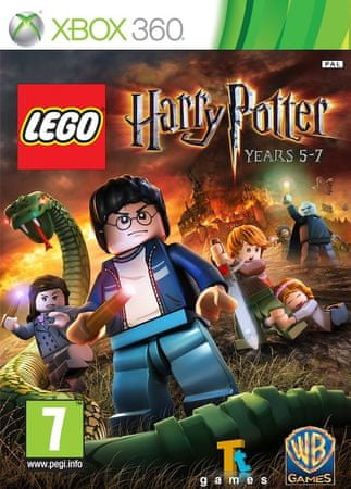 Warner Bros Lego Harry Potter: Years 5-7 (XBOX 360)