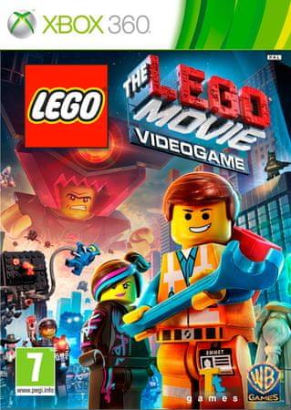 Warner Bros Lego Movie The Videogame (XBOX 360)