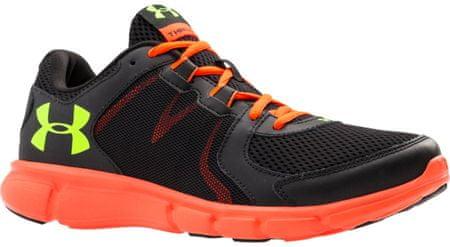 Under Armour moški športni čevlji Thrill 2, oranžni, 43 (9,5)