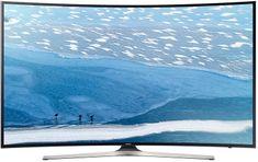 SAMSUNG UE55KU6100 138 cm Ívelt Smart UHD LED TV Televízió