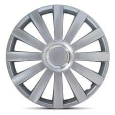 """AutoStyle pokrovi platišč Spyder Silver 17"""""""