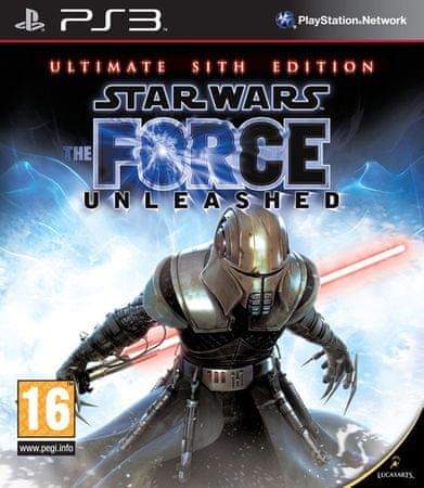 Disney Star Wars: The Force Unleashed - Ult. Sith Edition (PS3)