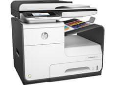 HP brizgalni tiskalnik PageWide Pro MFP 377dw (J9V80B)