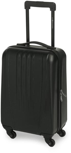Leonardo Palubní zavazadlo Trolley 18 ABS vínová - II. jakost