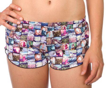 69 SLAM ženske kratke hlače M višebojna