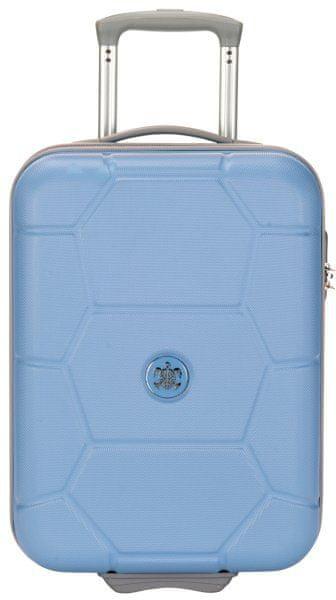SuitSuit Cestovní kufr TR-1136/1-50 ABS Caretta Placid Blue