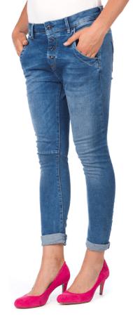 Pepe Jeans dámské jeansy Hopsy 30 modrá