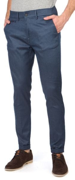 Pepe Jeans pánské kalhoty Colin 36/30 modrá