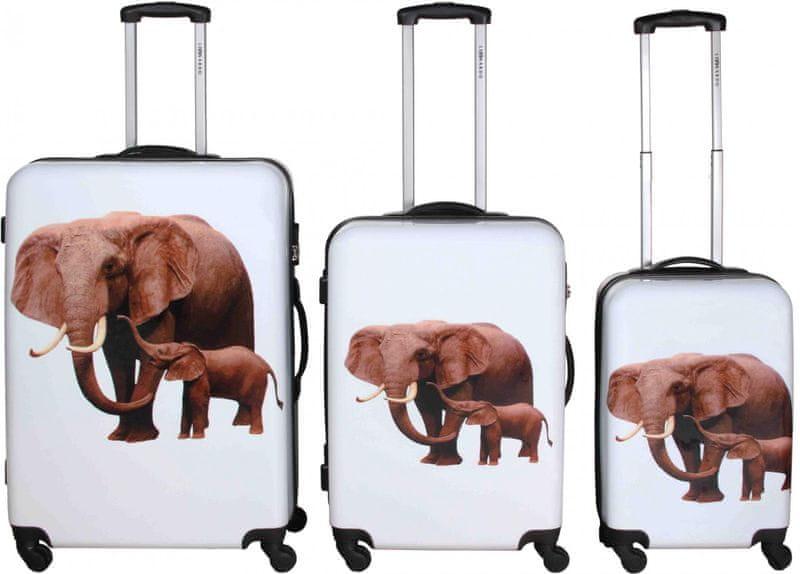 Leonardo Sada kufrů Elephant
