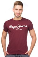 Pepe Jeans T-shirt męski Original Stretch