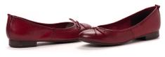Tamaris női balerina cipő