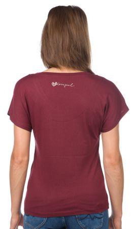 Desigual női póló S bordó - További információ a termékről  d94feea7c8