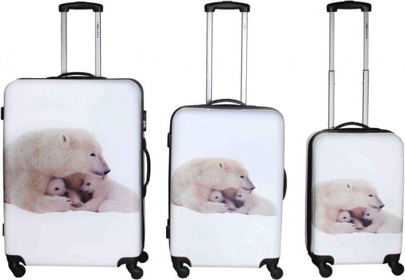 Leonardo Sada kufrů Polar Bear