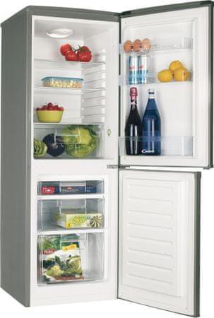 CANDY CFM 2050/1SE Kombinált hűtő