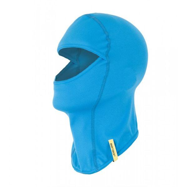 Sensor Double Face kukla dětská modrá