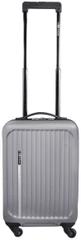 Leonardo Palubní kufr Trolley Premium bílý - rozbaleno