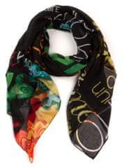 Desigual dámský černý šátek