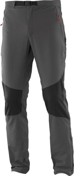 Salomon Wayfarer Mountain Pant M Galet Grey/Black 56