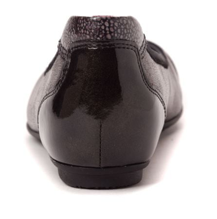 Tamaris női balerina cipő 38 fekete  260f431cee