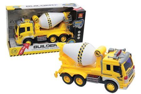 Unikatoy kamion hruška z zvokom (24722)
