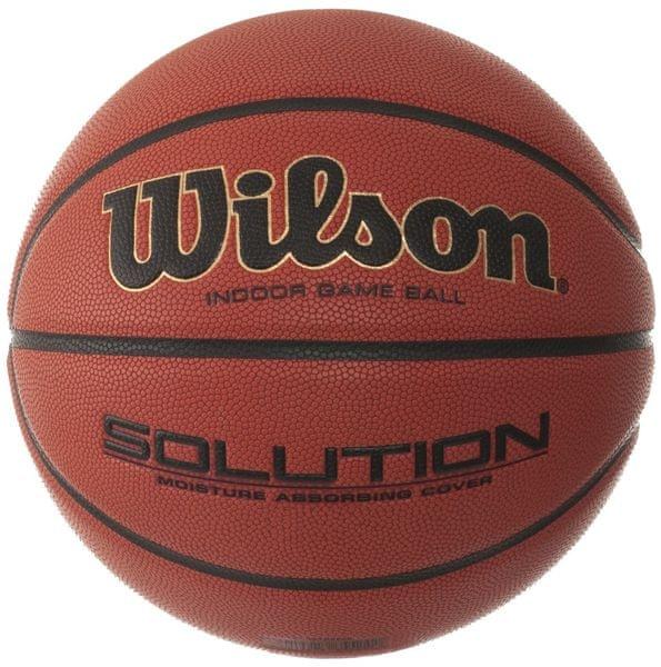Wilson Solution Fiba Size 7