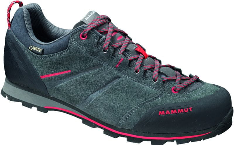 Mammut Wall Guide Low GTX M graphite-inferno 10.5 (45,3)