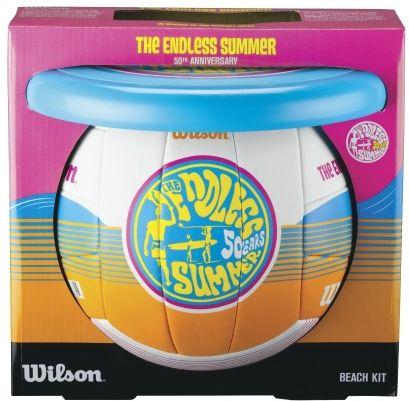 Wilson žoga za odbojko in frizbi Endless Summer Air Kit