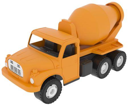 DINO Betoniarka Tatra 148 pomarańczowa 30 cm