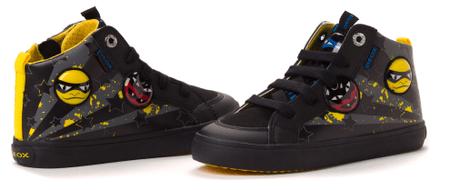 Geox fantovske superge 28 črna