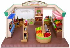 Sylvanian Families Supermarket 2887