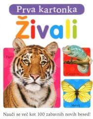 Živali (prva kartonka)